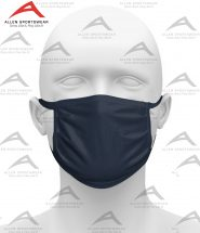 COTTON FACE MASK NEW NAVY