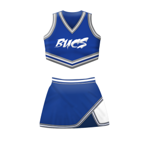 Image for Cheerleading Uniform Pro Bucs