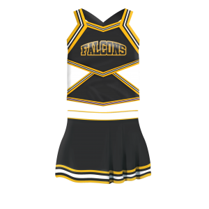 Image for Cheerleading Uniform Pro Falcons