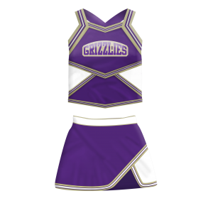 Image for Cheerleading Uniform Pro Grizzlies
