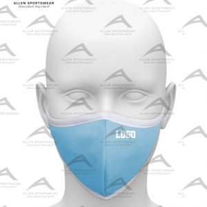 Image for Custom Face Mask 3 PLY COTTON