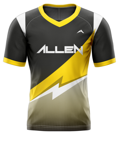 Esports Jersey Sublimated Bolts