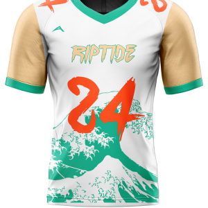 Image for Flag Football Jersey Sublimated Riptide