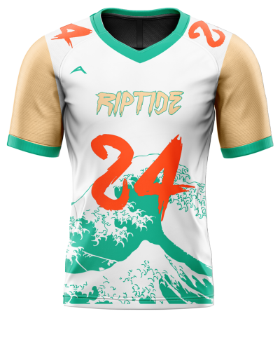 Esports Jersey Sublimated Riptide
