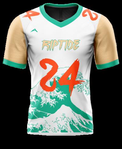Esports Jersey Sublimated Riptide