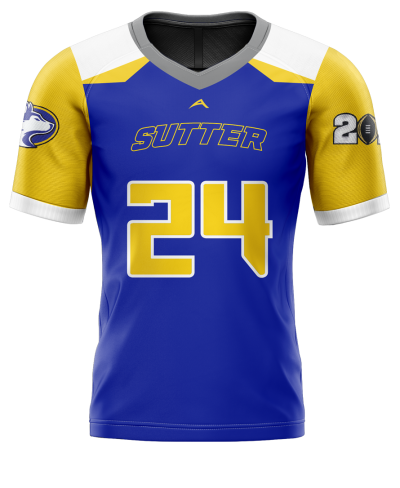 Esports Jersey Sublimated WolfPack