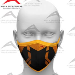 Image for Esports Face Mask STINGER 3 PLY COTTON