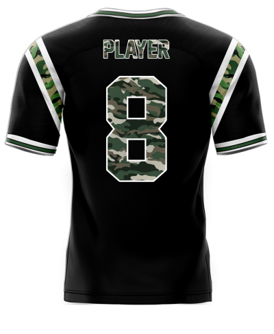 Flag Football Jersey Pro 211 Back