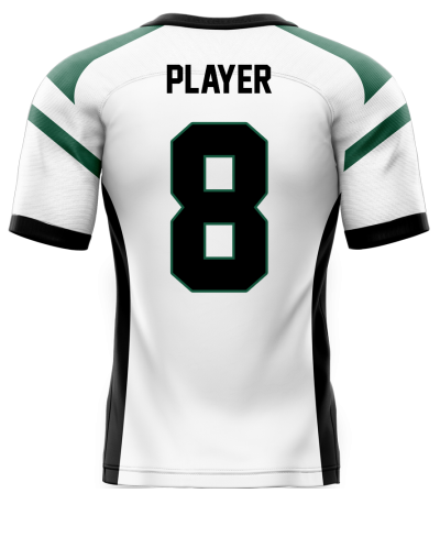 Flag Football Jersey Pro 501 Back