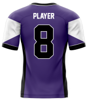 Flag Football Jersey Pro 502 Back