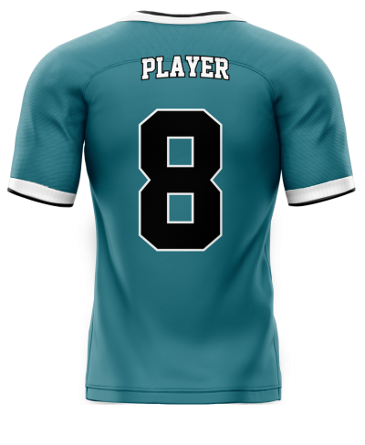 Flag Football Jersey Pro 505 Back