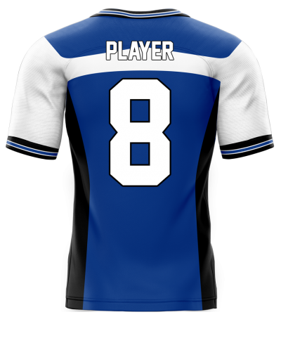 Flag Football Jersey Pro 806 Back