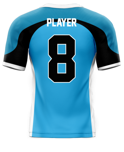 Flag Football Jersey Pro 838 Back