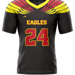 Flag Football Jersey Sublimated Eagles