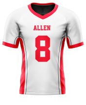 Flag Football Jersey Sublimated Knights