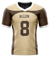 Flag Football Jersey Sublimated Mountains