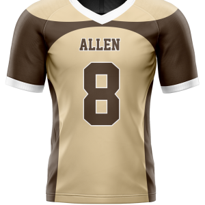 Image for Flag Football Jersey Sublimated Mountains