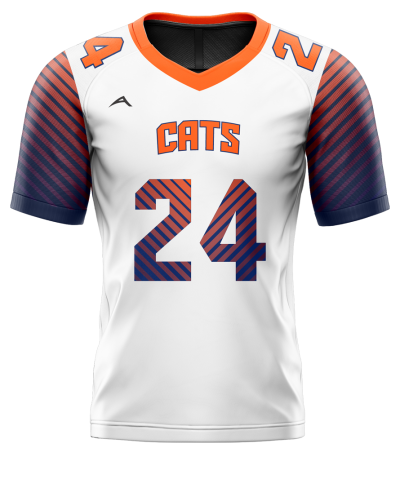 Flag Football Jersey Sublimated Parallel
