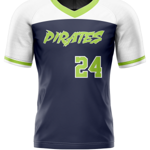 Image for Flag Football Jersey Sublimated Pirates