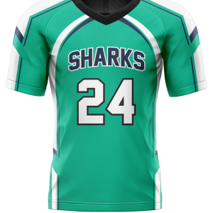 Image for Flag Football Jersey Sublimated Sharks