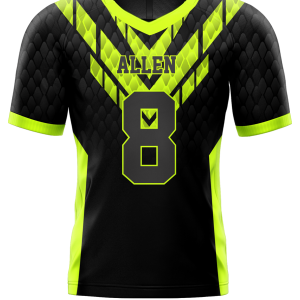 Image for Flag Football Jersey Sublimated Snake