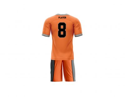 Flag Football Uniform Pro 215 Back