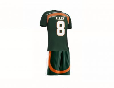 Flag Football Uniform Pro 217 Side