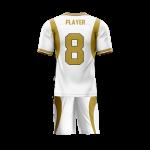 Flag Football Uniform Pro 221 Back