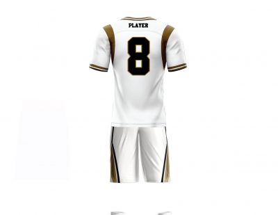 Flag Football Uniform Pro 500 Back
