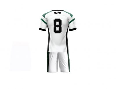 Flag Football Uniform Pro 501 Back