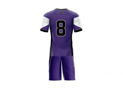 Flag Football Uniform Pro 502 Back