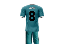Flag Football Uniform Pro 505 Back