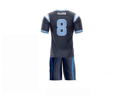 Flag Football Uniform Pro 506 Back