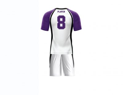 Flag Football Uniform Pro 509 Back