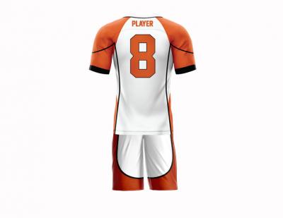 Flag Football Uniform Pro 512 Back