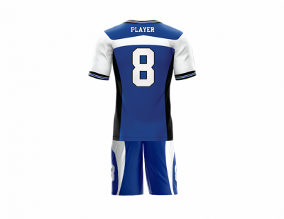 Flag Football Uniform Pro 806 Back
