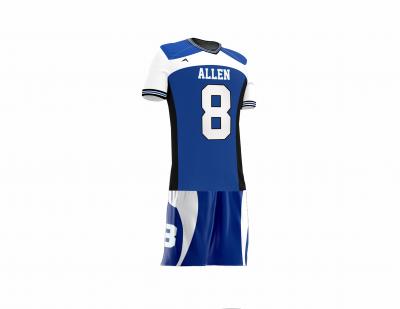Flag Football Uniform Pro 806 Side
