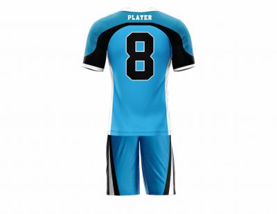 Flag Football Uniform Pro 838 Back