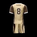Flag Football Uniform Sublimated Back