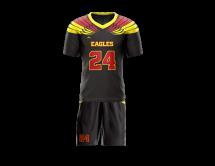 Flag Football Uniform Sublimated Eagles Front