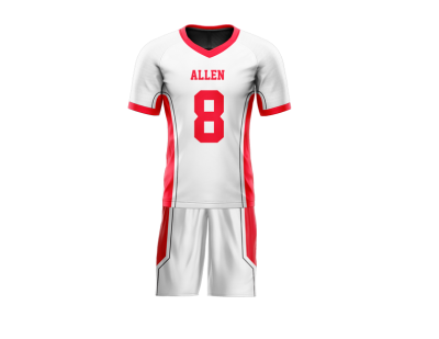 Flag Football Uniform Sublimated Knights Front