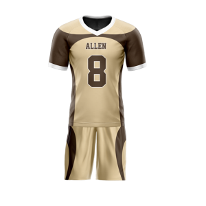 Image for Flag Football Uniform Sublimated Mountains