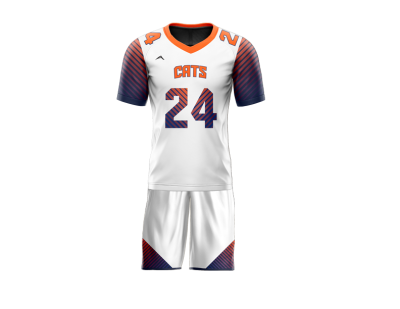Flag Football Uniform Sublimated Parallel Front