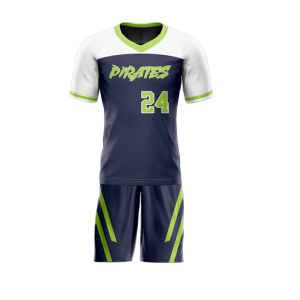 Image for Flag Football Uniform Sublimated Pirates