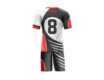 Flag Football Uniform Sublimated Razor Back