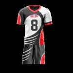 Flag Football Uniform Sublimated Razor Front