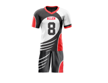 Flag Football Uniform Sublimated Razor Front
