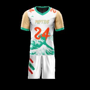 Image for Flag Football Uniform Sublimated Riptide