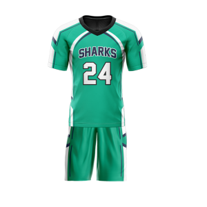 Image for Flag Football Uniform Sublimated Sharks