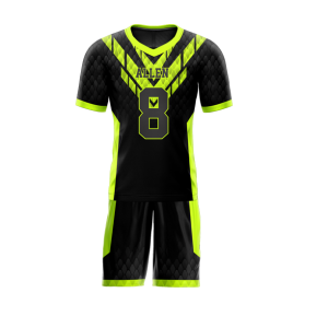 Image for Flag Football Uniform Sublimated Snake